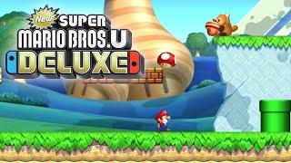 New Super Mario Bros. U Deluxe - Nintendo Switch Launch Trailer