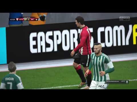 Liga BBVA   Athletic Club de Bilbao vs Real Betis  (en Directo)