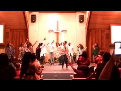 Vincent Tharpe & Kenosis ( The Sound) At Redemption Ministries In Cedar Rapids, Iowa