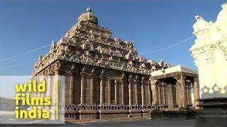 Chandragiri temple complex - Karnataka