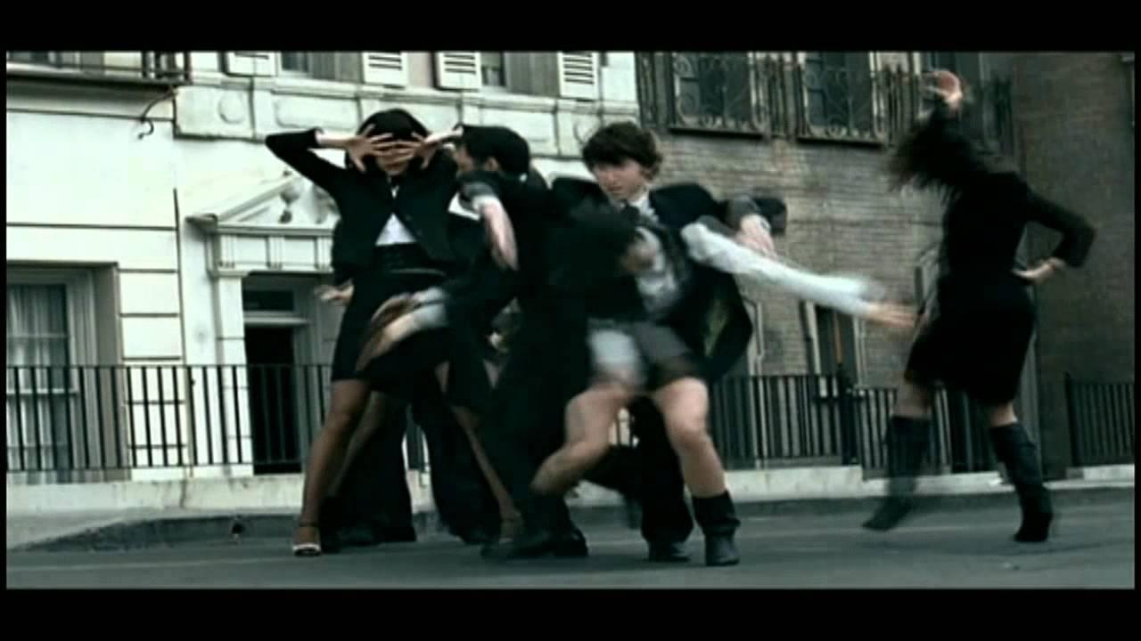 Paralyzer music video
