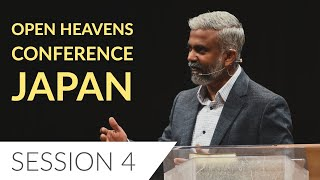 Steven Francis | Session #4 | Open Heavens Conference Japan