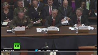 В США вместо военного бюджета обсудили угрозу со стороны России и Китая