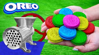 Фото EXPERIMENT OREO CANDY Vs MEAT GRINDER