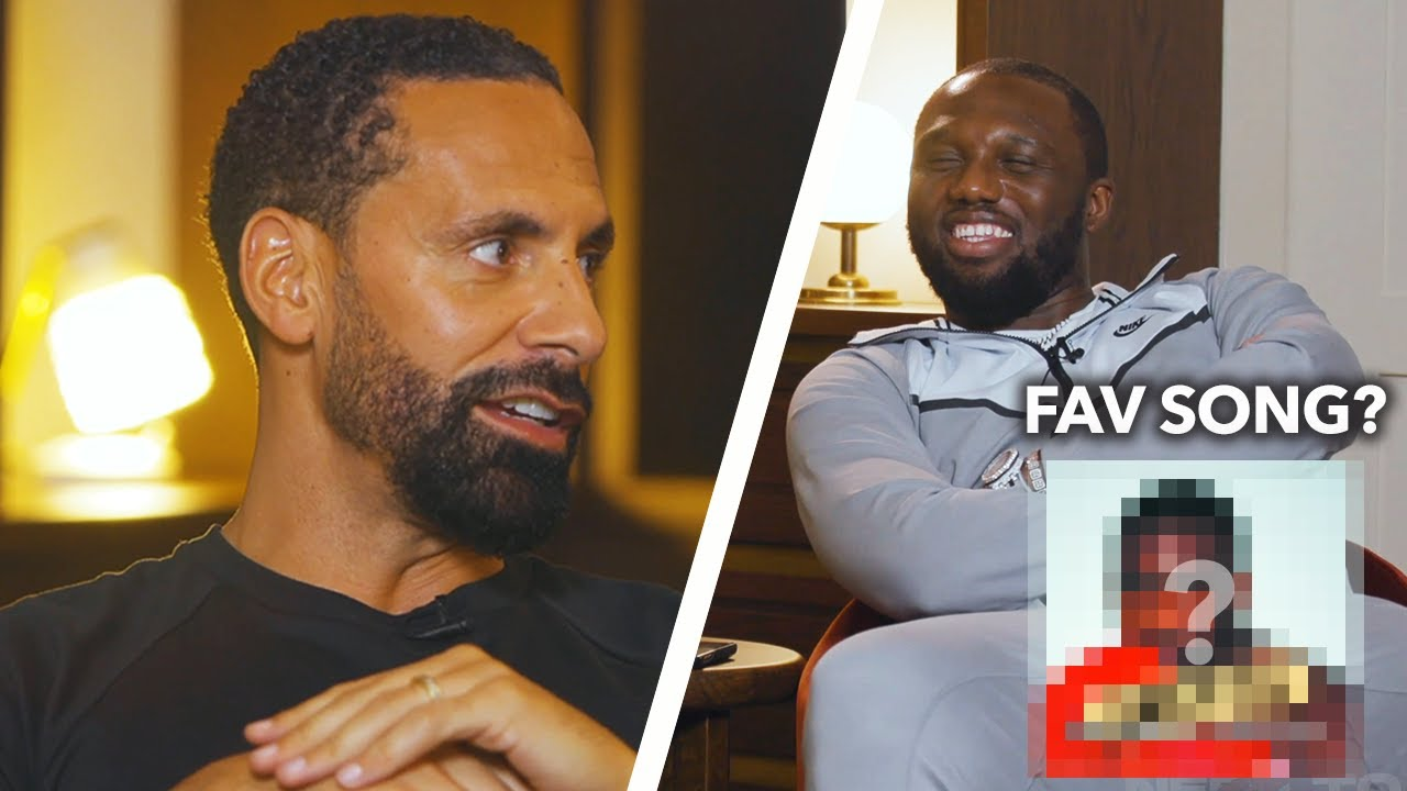 What music do they listen to in the Man Utd dressing rooms? - Rio Ferdinand on WNTT