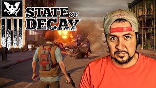 "STATE OF DECAY #1 ""APOCALIPSIS ZOMBIE"" 