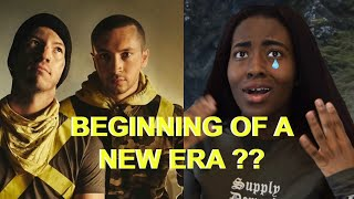 TWENTY ONE PILOTS JUMPSUIT + NICO AND THE NINERS REACTION VIDEO