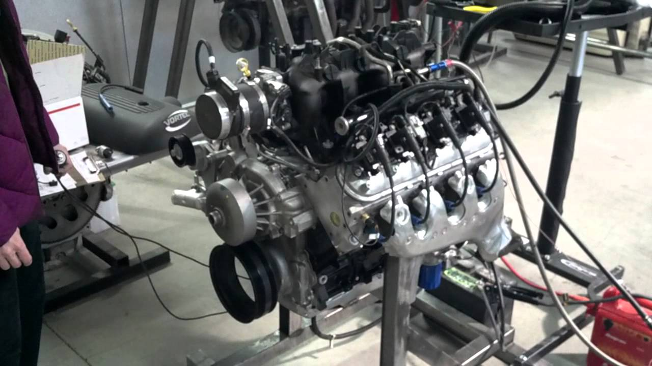 All Chevy 5.3 chevy horsepower : Mild built 5.3 - YouTube