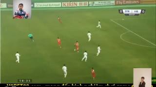 Video Gol Pertandingan Suriah U-23 vs Vietnam U-23