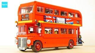 レゴ クリエイター エキスパート ロンドンバス 10258 / LEGO Creator Expert London Bus 10258
