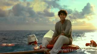 Life of Pi - Paradise by Coldplay