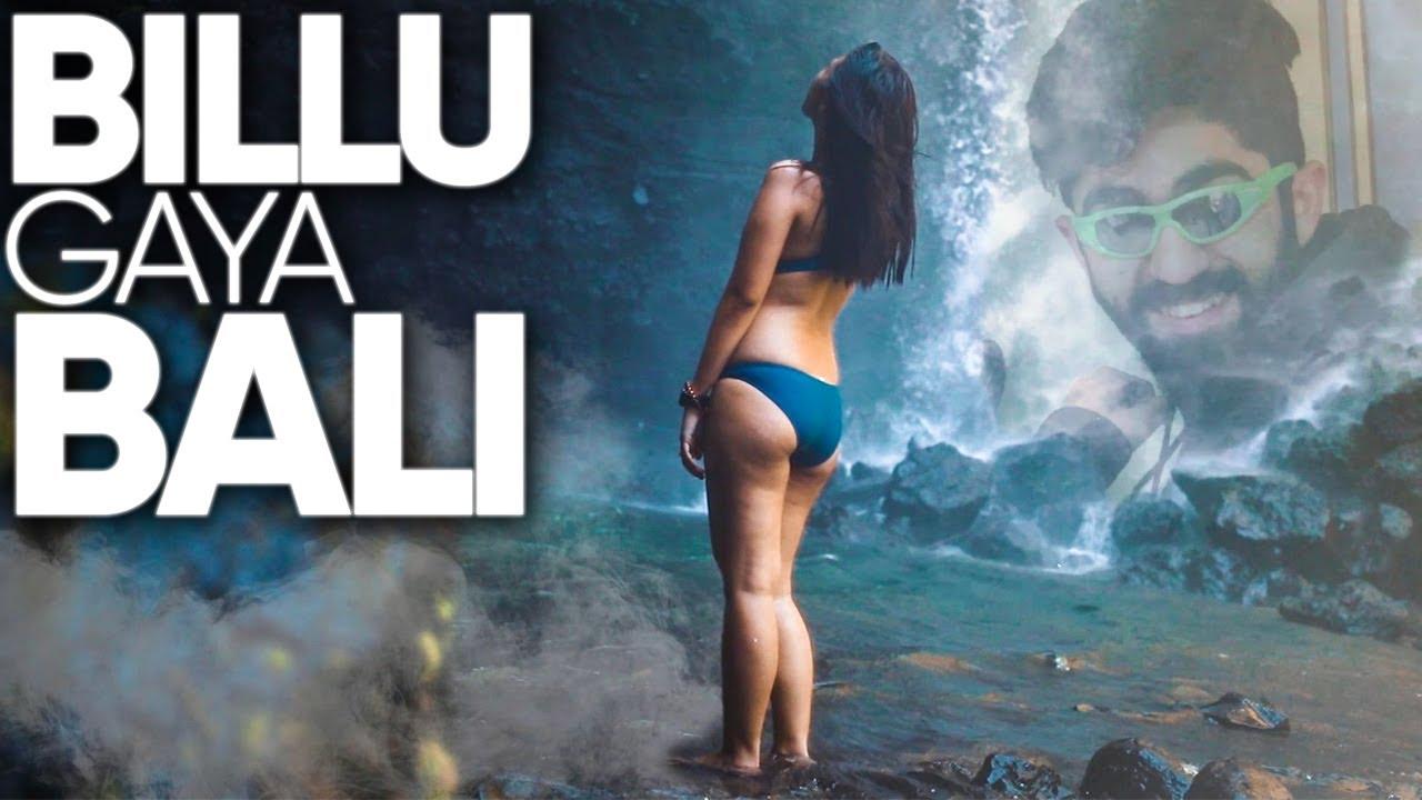 Bali Behind The Scenes - Trailer || Billu Gaya Bali