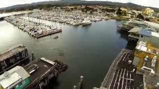Drones Over California - Monterey Perspective
