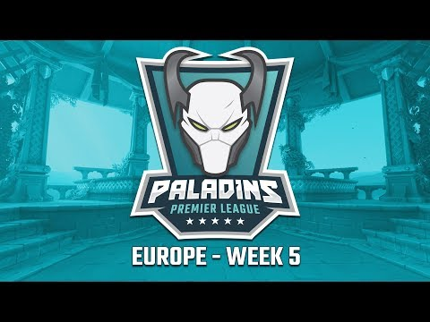 Paladins Pro League Week 5 Europe FNATIC vs Natus Vincere