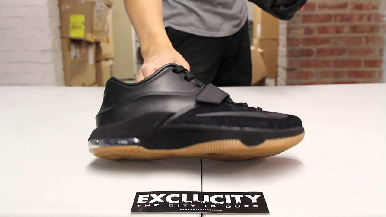 finest selection f50eb 23cd5 Nike KD VII EXT Suede QS