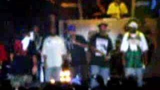 Wu-Tang VERBAL INTERCOURSE - ROCK THE BELLS in Chicago !!!!