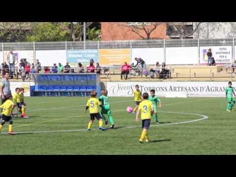 17.03.26 UE Castelldefels Pre Benjamín B vs FUE Cornellà D