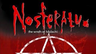 Nosferatu un juego que tiene muchos mensajes subliminales- cuantos muertos viste ¿?