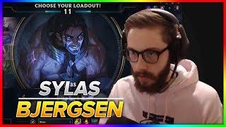 766. Bjergsen vs Yassuo - Sylas vs Yasuo Mid - Season 9 Patch 9.3 - February 18th, 2019