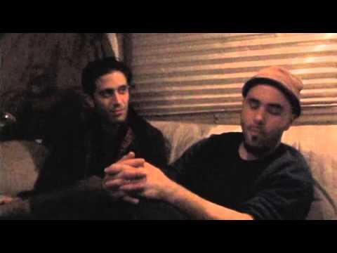 Glassjaw Interview on Ryan's Rock Show (2009)