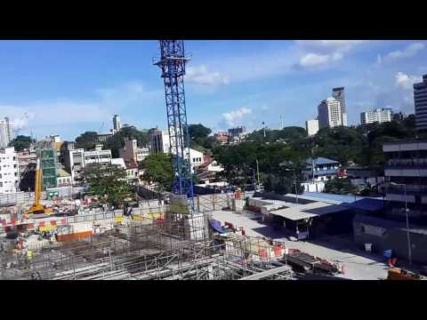 Malaysia KL City Centre Metro & KLCC - Malezya Kuala Lumpur Şehir Merkezi Metro