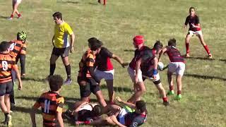 Rugby - Alianza Jesús María vs Alta Gracia Rugby - M15 - 26/05/2018 - Cancha Alianza JM