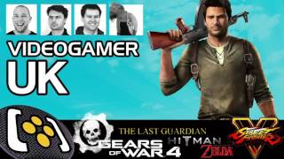 Great Big 2016 Game Preview: Uncharted 4, Gears Of War 4, Dark Souls 3, More! VideoGamer UK Podcast
