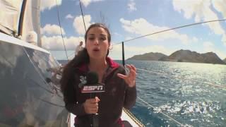 ESPN Coverage of Gunboat at Heineken Regatta 2013