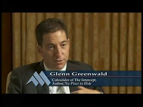 Glenn Greenwald and Edward Snowden: Journalism and National Security – Part Two