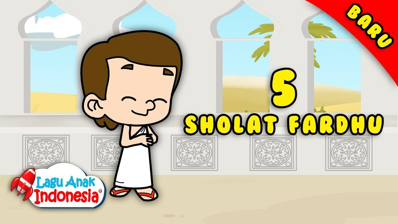 Download 81  Gambar Animasi Lucu Sholat Subuh  Terbaik