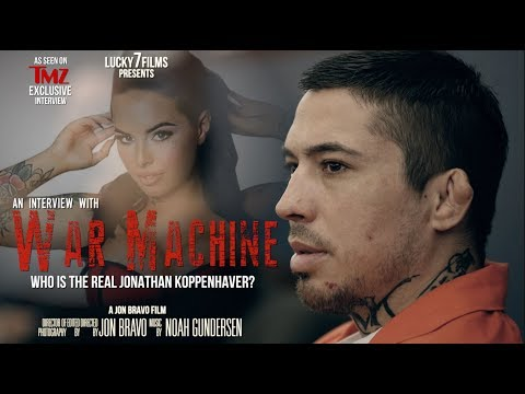 "Jon ""War Machine"" KOPPENHAVER Exclusive Interview | Apology to Christy Mack"