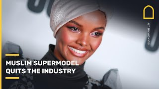 Muslim hijabi model Halima Aden QUITS the industry as Rihanna and Gigi Hadid offer support