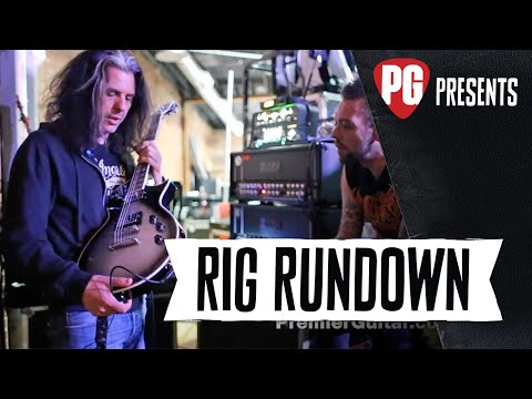 Rig Rundown – Testament's Alex Skolnick, Eric Peterson & Ste