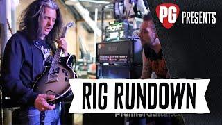 Rig Rundown – Testament's Alex Skolnick, Eric Peterson & Steve DiGiorgio [2015]