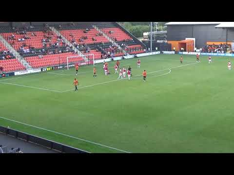 Highlights | Barnet 2-3 Arsenal XI