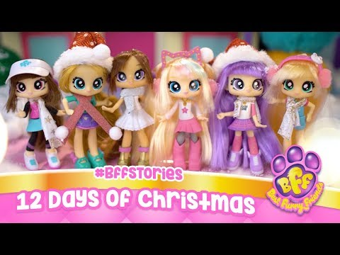 12 Days of Christmas #BFFStories - Best Furry Friends | Webisode | Videos for Kids