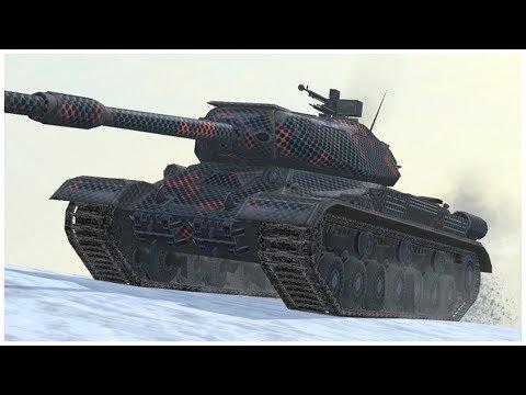 IS-4 • 7.3K Damage • 5.8K Damage Blocked • WoT Blitz Replay