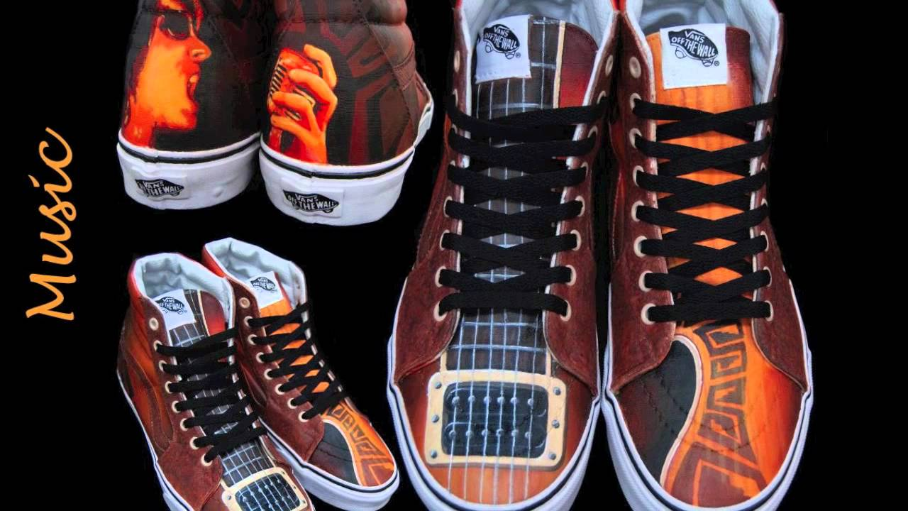 vans shoes youtube