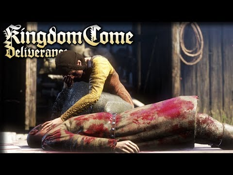 Slaughter at the Stables – Kingdom Come: Deliverance Gameplay – Let's Play Part 10
