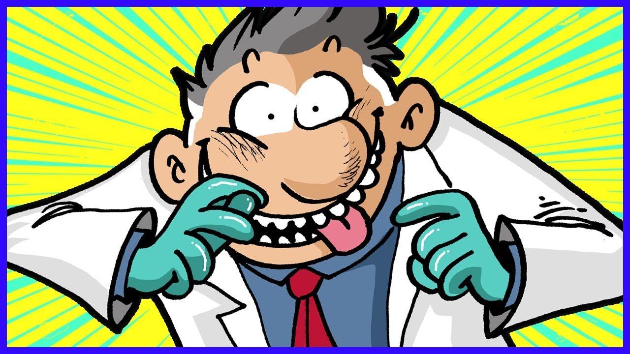 Parodie Visita Dal Dottore Cose Strane Video Divertenti Vignette Animate Video Divertentissimi