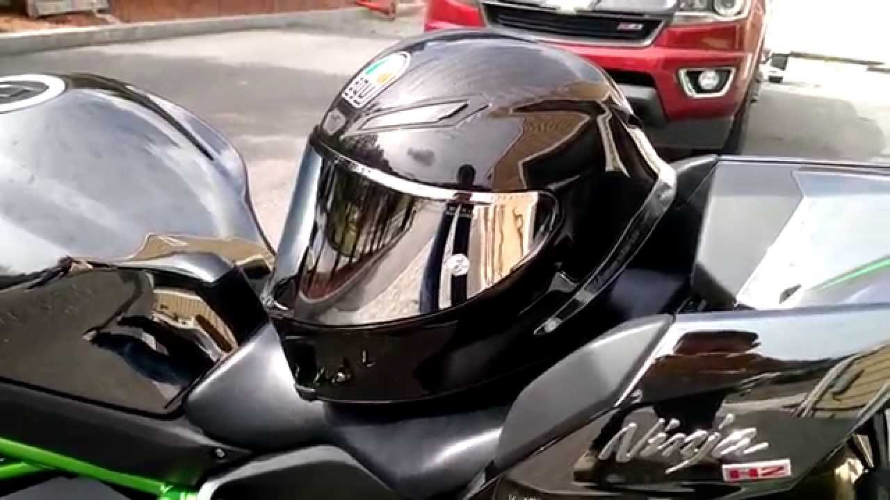 In Case You Were Curious Agv Pista Gp Carbon Quick Review