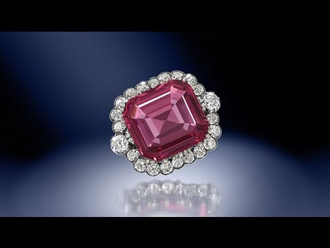 The Hope Spinel | Priceless Pieces