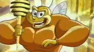 Honey Nut Cheerios Commercial - Buzz Muscle Inflation (2004)
