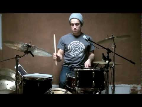 Drum Lesson: Jazz Drumming