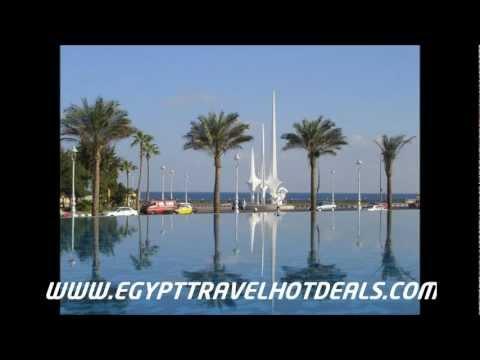 ALEXANDRIA BY  EGYPT TRAVEL HOT DEALS.wmv
