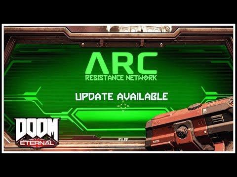 All Arc Resistance Broadcasts Doom Eternal |