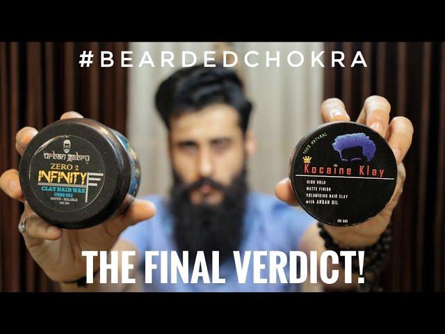 URBANGABRU vs KOCAINE KLAY | Bearded Chokra