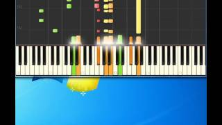 Cole Porter   Just One of Those Things [Piano tutorial by Synthesia]