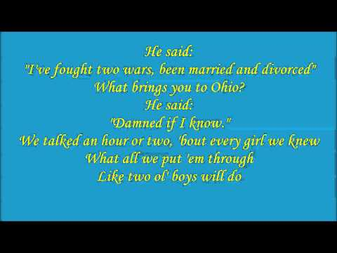 People Are Crazy-Billy Currington-Lyrics