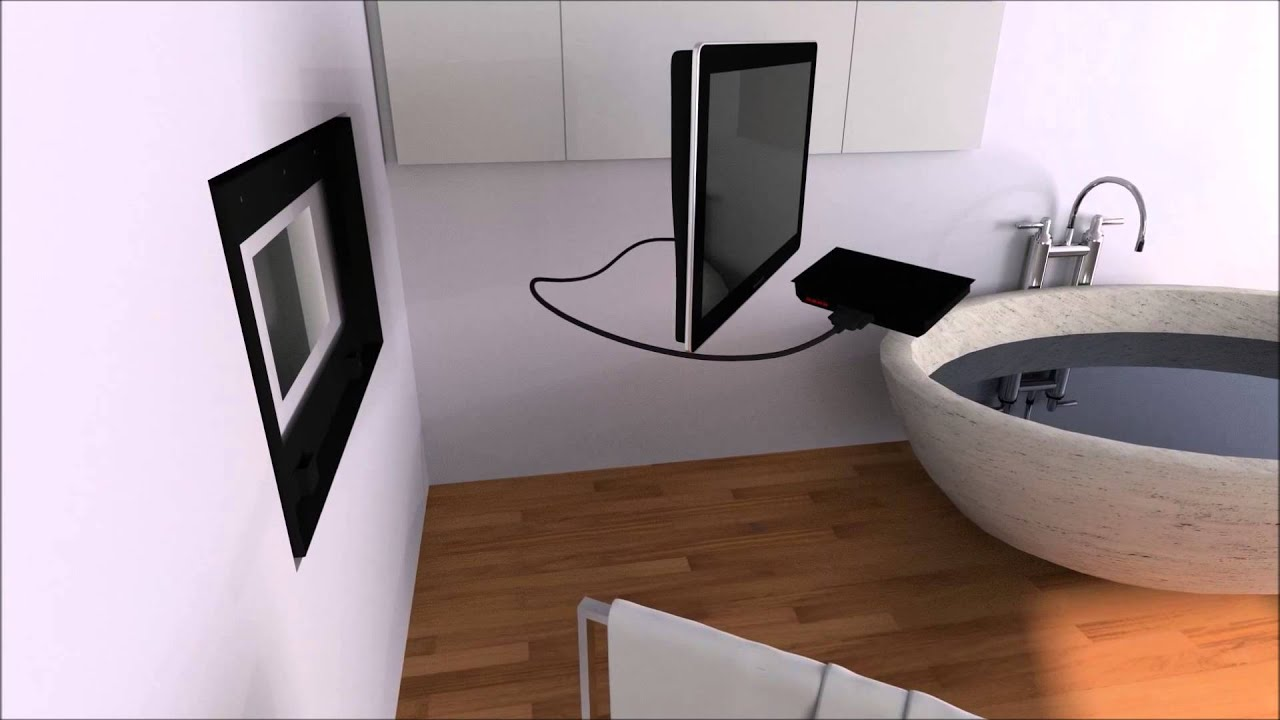 AquaSound Badkamer TV Video - YouTube